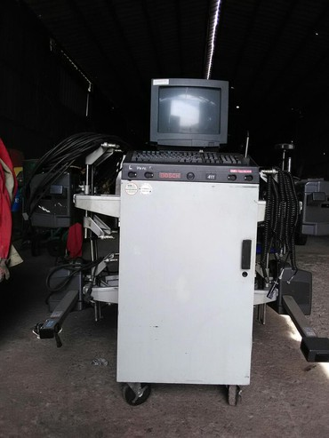 Лазерный развал схождение BOSCH из Германии . цена 2600$ в Бишкек