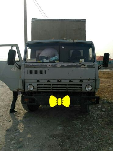 Срочно продаю КАМАЗ 1992г.в 8 тонник но переделан на 10 тонник .Двигат
