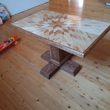 стеллажи деревянные в Азербайджан: Деревянные мебельные работы принемаются заказы
