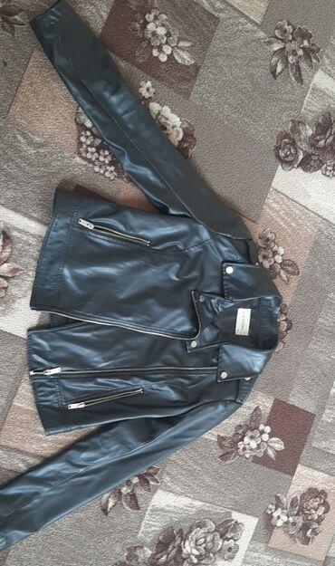 Кожаная куртка Турция. Дефекты видны на фото