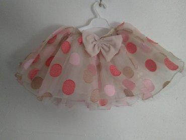 Za decu | Kragujevac: Tutu suknjica 3-4 god