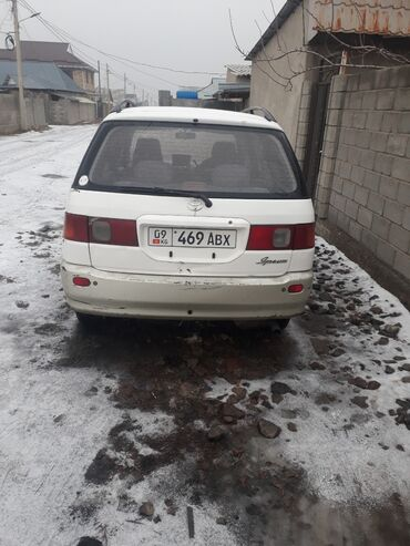где делают ворота для дома в г бишкеке в Кыргызстан: Toyota Ipsum 2 л. 1997   123456489 км