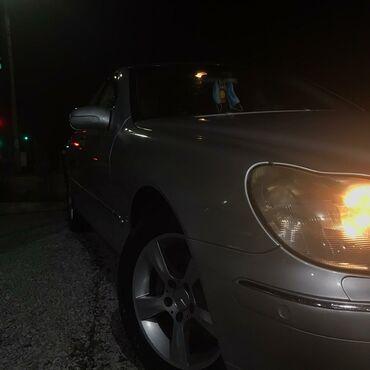 Mercedes-Benz S 320 3.2 л. 2000 | 300 км