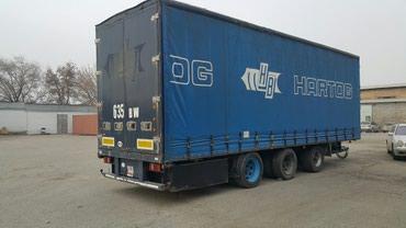 Продаю прицеп ВАН ЕСК 65 кубов оси БПВ в Бишкек