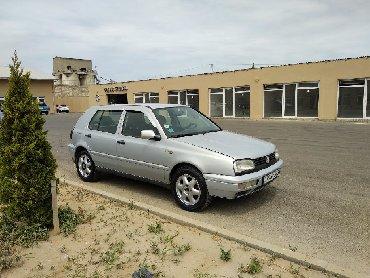 zapchasti na golf 3 в Азербайджан: Volkswagen Golf 1.9 л. 1995 | 220000 км