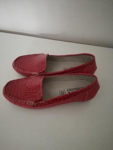 Cipele na ortope - Srbija: Crvene kozne nove cipele, br.38