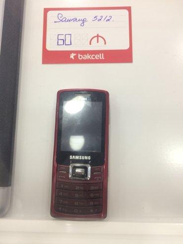 Sumqayıt şəhərində Samsung 5212. Orgınal korpusdu hec bır problemı yoxdu