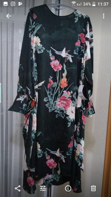 Новая платья купила в заре в Bakı
