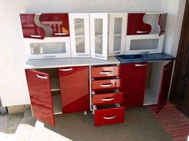 Proizvodnja plocastog namestaja kuhinje(medijapan iverica) TV - Krusevac