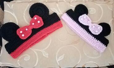 Kutija za nakit - Sokobanja: Minnie trake za kosu, ručni rad Za bebe i devojcice