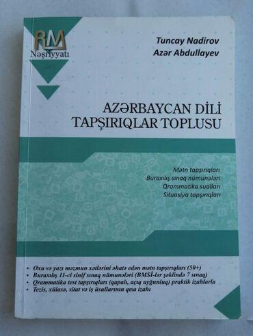 Tuncay Kitab. Azərbaycan Dili Tapşırıqları Toplusu.Yeni