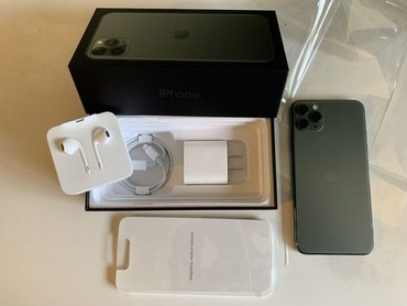 Apple Iphone σε Άγιος Νικόλαος: IPhone 11 Pro Brand New original