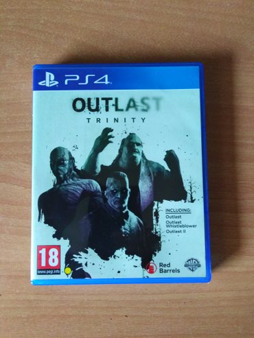 Outlast - PS4 σε Egaleo