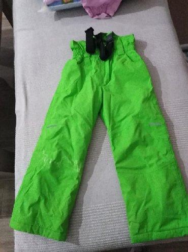 Zenske ski pantalone bele - Srbija: Ski pantalone 128 veličina