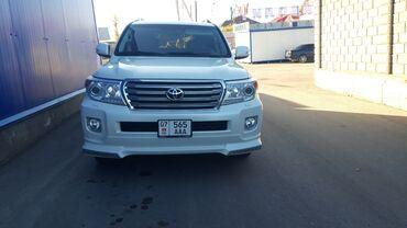 краска по металлу бишкек in Кыргызстан   ПИЛЫ: Toyota Land Cruiser 4.6 л. 2014   170000 км