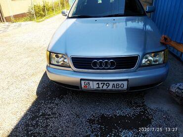 Audi A6 1.8 л. 1996 | 70000 км