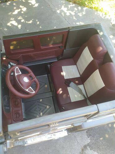 Электрокар G-Wagen, на пульт управлении, плюс ребенок может управлять