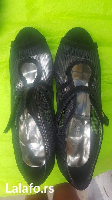 Sandalice br 40 nosene par puta,kao nove! - Novi Banovci