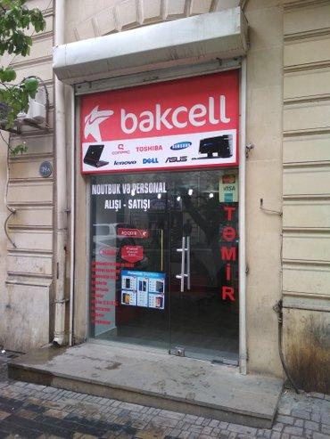 Bakı şəhərində Noutbuk personal telefon