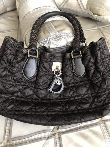 Оригинал ! Брендовая сумка Диор! С дубая! Очень дорогая!  в Бишкек
