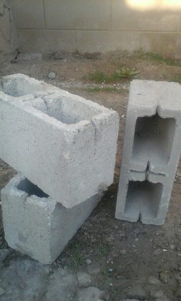 Продаю пескоблок отличного в Бишкек