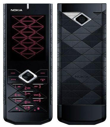 7900 - Azərbaycan: Nokia 7900 alıram xarab suya dusmus