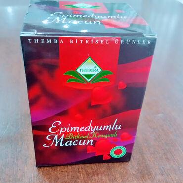 epimedyumlu macun terkibi - Azərbaycan: Epimedyumlu cinsi istəyi artıran macun Epimedium macun təbiətin