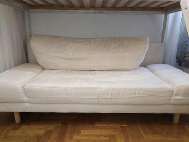 Posao u austriji - Srbija: Odličan krevet na rasklapanje sa kutijom za posteljinu i velikim