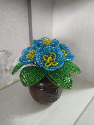 934 объявлений: Цветы из бисера, ручная работа.хороший подарок для