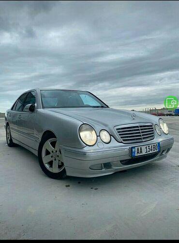 Mercedes-Benz E 220 2.2 l. 2002 | 215000 km