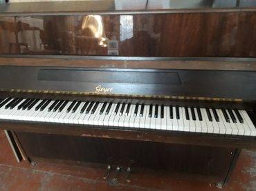 Продаю пианино 35 000с в Бишкек