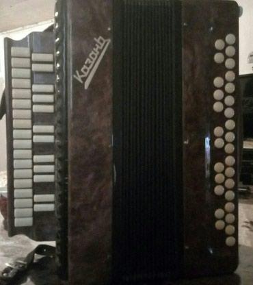 Bakı şəhərində Kazan qarmon satılır heç bir problemi yoxdu öz aletim olub 250Azn