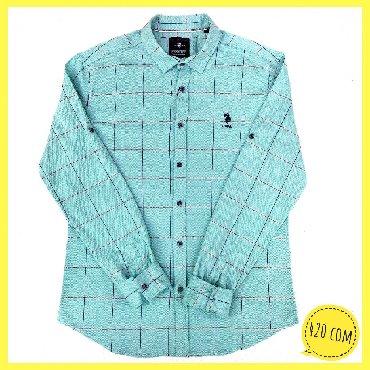ситцевая рубашка мужская в Кыргызстан: Мужские рубашки