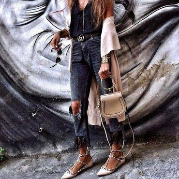 Крутые штаны Zara высокая посадка, перья снимаетсяпродаю за пол