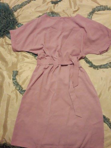 Платье 500 сом и футболка 200 сом новые, 48 размера. в Бишкек