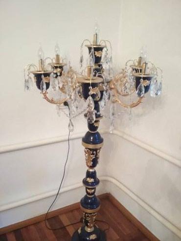 Срочно продаю Торшер (хрусталь, в Бишкек