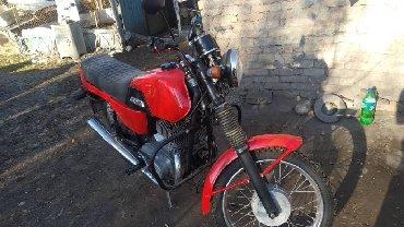 гоночные мотоциклы в Кыргызстан: Продаю мотоцикл Ява 638 модели 1988 г.в . в отличном состоянии на