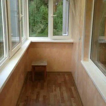 Утепление балконов и лоджий любой в Бишкек