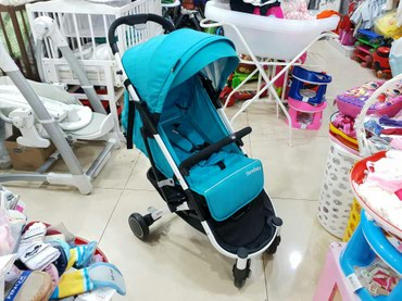 Прогулочная коляска bene baby. видео обзор в Бишкек