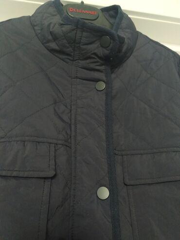 секционные ворота бишкек в Кыргызстан: Наикрутейшая курточка от H&M. Новая. Насыщенный темно синий цвет