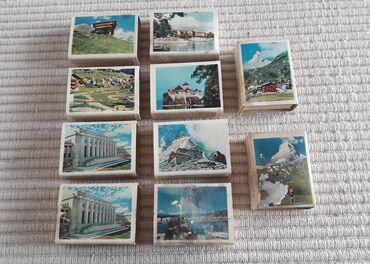 Τέχνη και Συλλογές - Ελλαδα: 10 Vintage Match Boxes/ Matches Spanish Fosforera Espanola Τα 5