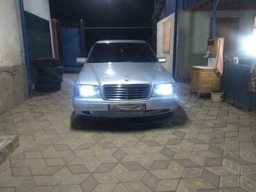 Mercedes-Benz C 180 1.8 л. 1997
