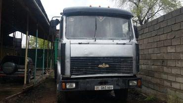 СРОЧНО ПРОДАЕТСЯ МАЗ, ОБМЕН ВОЗМОЖЕН в Бишкек