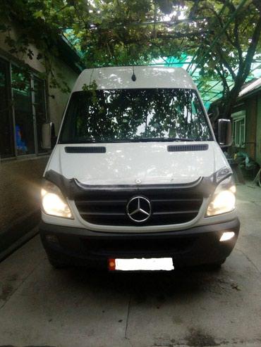 Микроавтобус на заказ,Мерседес в Бишкек