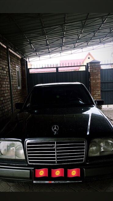 Mercedes-Benz в Кыргызстан: Mercedes-Benz E 220 2.2 л. 1994 | 260000 км