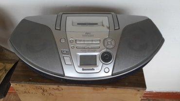 Магнитафон Panasonic mp3/Radio/Кассета. В отличном состоянии! в Душанбе