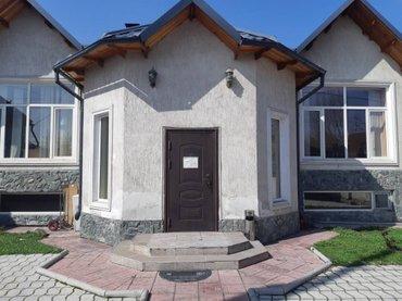 Продам здание район телевышки 16 к 3 сан узла на 4 сотках   в Бишкек
