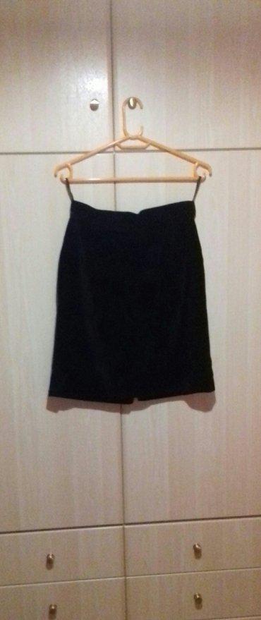 Κοτλέ φούστα S/M, αφόρετη  (κωδ. 124)  σε Kamatero