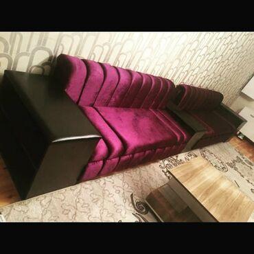 Divan təcili satılır, iki divan birlikdə, uzunluğu 4,8 metrdir, en 60