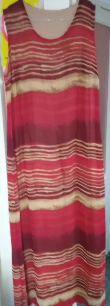 Duks haljina - Crvenka: NOVA HALJINA VISKOZA. LETNJA